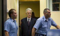 Radovan Karadzic Claims Innocence, Wants Reward