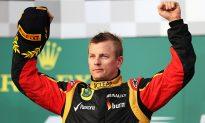 Kimi Raikkonen Wins Formula One Australian Grand Prix