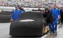 Daytona 500 Rained Out, Postponed to Monday