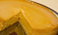 Pumpkin Pie in the Raw!