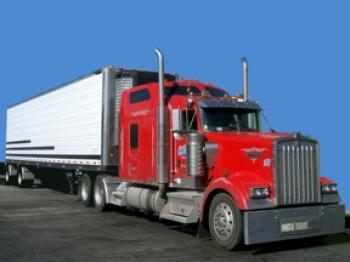 Commercial trucks will be required to improve both mileage and emissions starting in 2014.  (PRA/Wikimedia Commons)