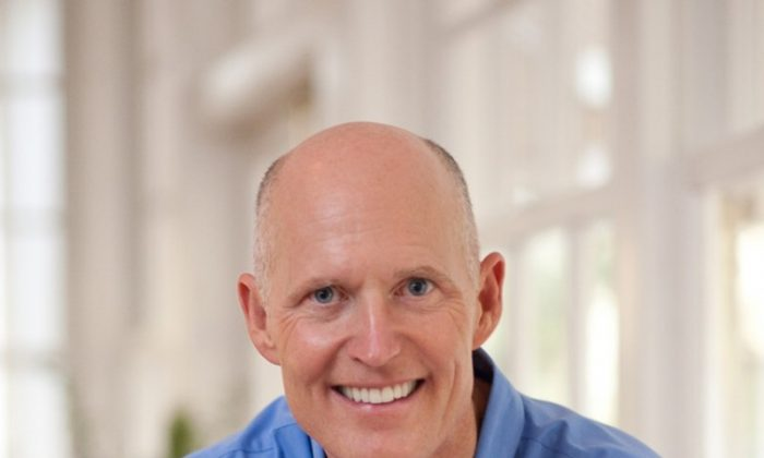 """Governor Rick Scott: """"Celebrating the excellence and grandeur of classical Chinese dance and music, Shen Yun endeavors to renew a cultural tradition that honors human dignity and virtue."""" (Courtesy of Governor's Office)"""