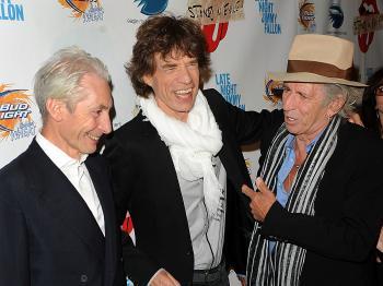 Rolling Stones (Stephen Lovekin/Getty Images)