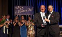 National Kidney Foundation's Annual Kidney Ball Raises $1.1 Million