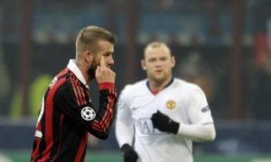 Manchester United Edges Milan in Champions League Thriller