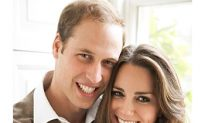 Prince William, Kate Middleton Release Engagement Photos