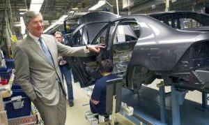 Sweden's Saab Factory Up and Running Again