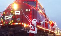 'Holiday Train' Makes Its Food Banks Fundraiser Tour