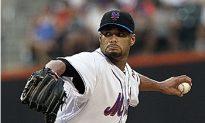 Johan Santana and New York Mets Shut Out Colorado Rockies