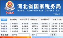 Local Government Grasping for Funds in China Tries a 'War Tax'