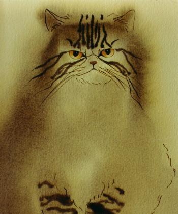 Tabitha the Cat. (Sherry Bryant)