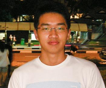 Kenneth Hui Juan, Singapore