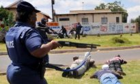 South African Police Force Has to Shape Up