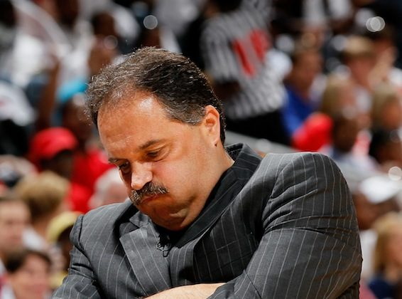 Stan Van Gundy led Orlando to the playoffs all five years as a head coach. (Kevin C. Cox/Getty Images)
