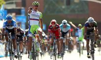 Peter Sagan Wins Tour of California Stage One