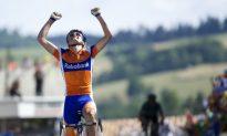 Luis-Leon Sanchez Wins Crash-Marred Tour de France Stage Nine