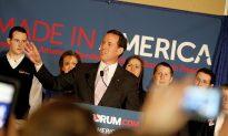 Santorum Wins Alabama, Mississippi