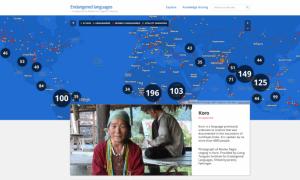 Native Group Helps Google Preserve Endangered Languages