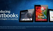 Apple's iBooks 2 Launch Prompts 350,000 Textbook Downloads