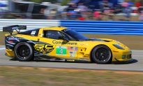Corvette Fights Back to Take GT Win at 2013 Sebring 12 Hours