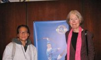 Shen Yun 'Very uplifting and inspiring. It goes beyond words'