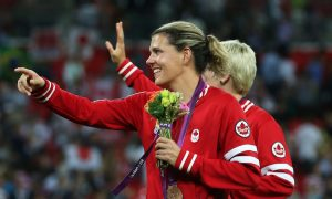 Sinclair A Most Worthy Canadian Flag-bearer