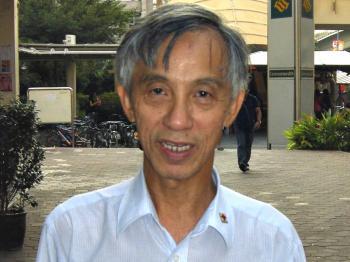 Michael Ozaki, Singapore (The Epoch Times)