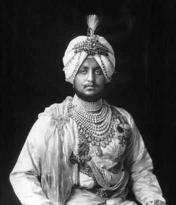 Sir Bhupindra Singh, Maharaja of Patiala (National Portrait Gallery, London)