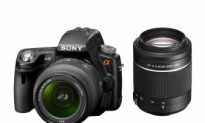 Sony's A33 and A55 Cameras: Review