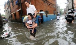 147 Die in Southern China Floods