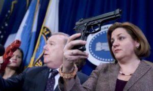 Toy Gun Sales Laws Toughened Up