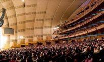 Chinese New Year Splendor at Radio City Music Hall