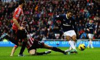 Surging Spurs March On Over Buoyant Sunderland 2–1