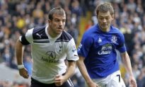 Spurs vs. Everton: Honors Even at 1—1