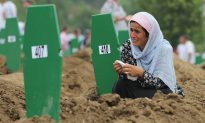 Two Serbs Arrested in Mass Srebrenica Killings