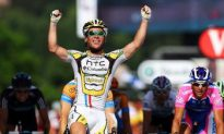 Cavendish Wins Again in Stage Six of the 2010 Tour de France