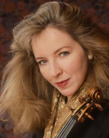 Stephanie Chase is the artistic director and a core part of the Music of the Spheres Society based in New York. (Courtesy of Stephanie Chase)
