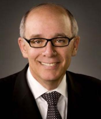 Stephen Mandel, mayor of Edmonton