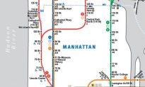 NYC Subways Begin Running Again