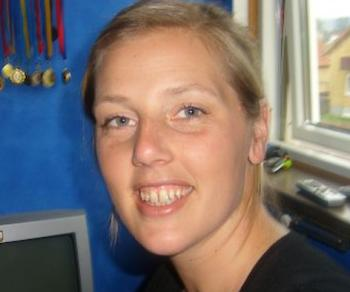 Sara Lidgren Ntini, Gothenburg, Sweden