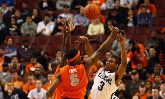 Syracuse has made quite a run with teams like Villanova (8-10) and Pittsburgh (11-7) having down years. (Chris Chambers/Getty Images)