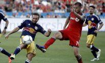Toronto FC Defense Stifles New York Red Bulls