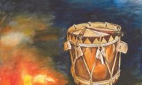 The Antidote:  A Reading of 'The Drum' by John Scott
