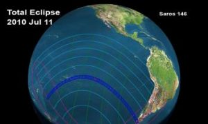 Solar Eclipse: First to Hit Easter Island in 1400 Years