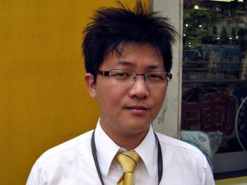 Hu Mingkai, Taipei, Taiwan (The Epoch Times)
