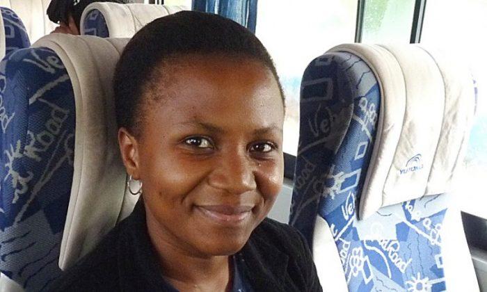 Neema John, Mbeya, Tanzania (The Epoch Times)