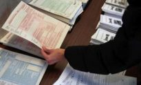 Rising Taxes Haunt New York, America