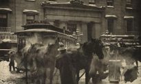 Photographer Alfred Stieglitz Exhibit Opens