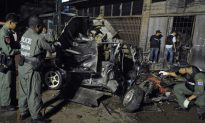 Thai Police Find Bomb-Making Materials