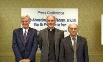 Ahmadinejad's Presence at United Nations Condemned